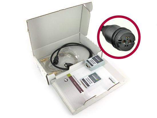 USB2CAN set Rosenberger plug 39364
