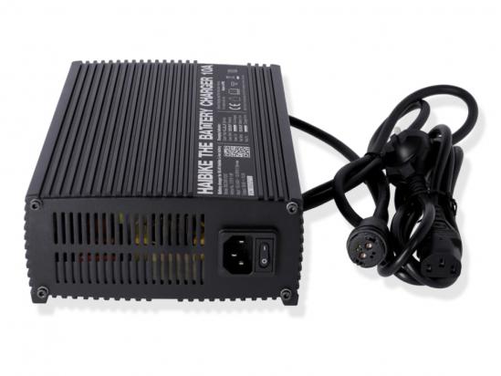 Charger BMZ Li-Ion 42V 10A plug Rosenberger 37079