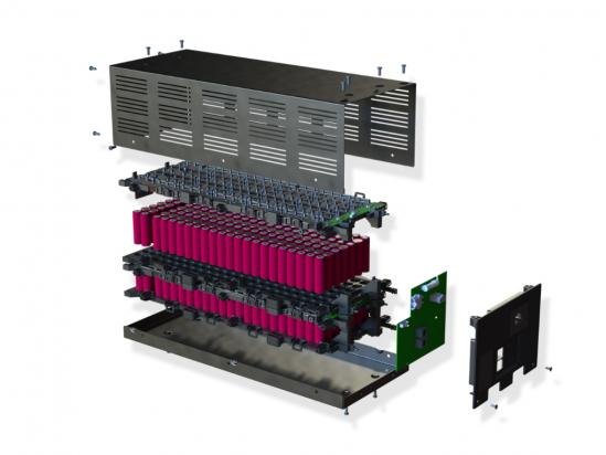 Helios Power-Batteriemodul