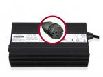 Ladegerät BMZ Li-Ion 42V 5A Stecker Rosenberger 24881-1