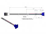 Kabelkit Rosenberger Adapter 1250mm 41710