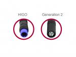 Adapterkabel für  Higo (Male) auf Generation 2 (Female) 34397-3