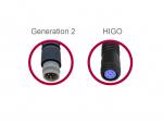 Adapterkabel Bloks Gen2 (Male) auf HIGO (Female) 34397-1