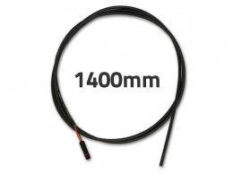 Brose Kabelsatz Vorderlicht PVC frei 1400mm 23994-11