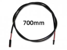 Brose Kabelsatz Rücklicht PVC frei 700mm 23995-8