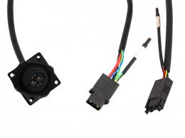 Kabelsatz Unterrohrakku / Alber Heckmotoren 24208