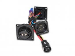 Cable set Shimano Twin Core 30320