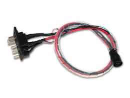 Kabelsatz Unterrohrakku Shimano UR V8 Entladestecker 460mm 37641