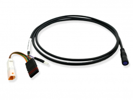 Connect C cable Higo with wake 32868-2