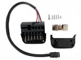 Montageset Akku UR-V7 (ohne Nuvinci) schwarz glänzend 40795-7