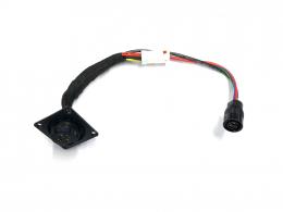 Kabelsatz Supercore Shimano für Ladebuchse 38523