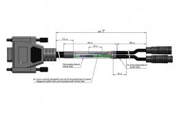 USB2CAN Y-Kabel HIGO 607412